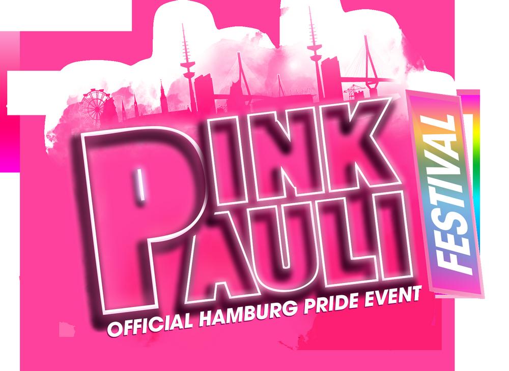 Pink Pauli - Hamburg Pride - CSD Hamburg Aftershow -Logo
